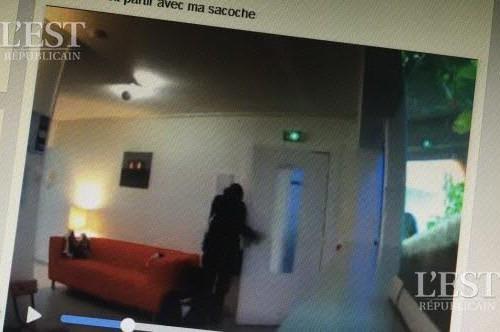 La dentiste diffuse la vidéo du vol de sa sacoche, la suspecte porte plainte pour… atteinte à la vie privée…
